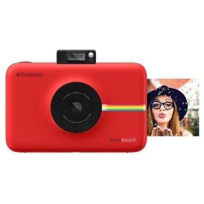 Polaroid Fotocamera Digitale Snap Touch a Stampa Istantanea con Schermo LCD (rosso)...
