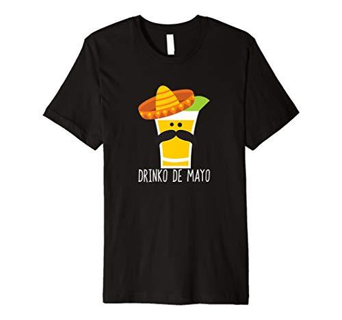Funny DRINKO de Mayo Shirt für Cinco De Mayo Fiesta