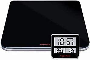 Soehnle Comfort Senso Bathroom Scale (Black)