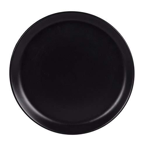 12/x 3/cm Noir Decor Service Table Feu dartifice Plastique
