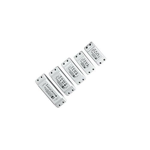 HOMEGARDEN Driver 36W corrente costante output DC 850 mA 24-49V