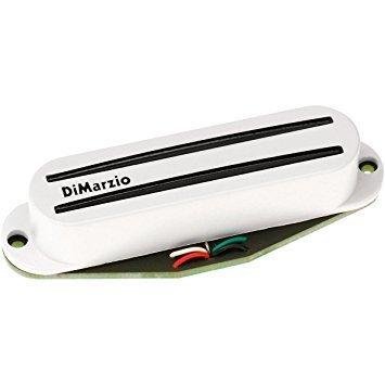 DIMARZIO dp180W Air Norton S Single-Coil Tonabnehmer weiß W/Bonus RIS Plektrum Plektron Picks (X3) 663334027664 -