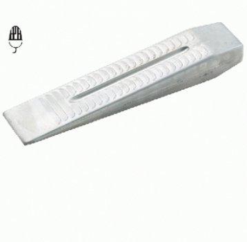 TRIUSO fäll- aluminium et fente keil geschupp on face