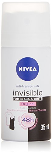 NIVEA Desodorante Spray Invisible Black&White