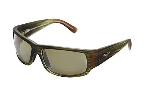 maui-jim-ht266-15mr-stripe-green-matte-world-cup-wrap-sunglasses-polarised-fish