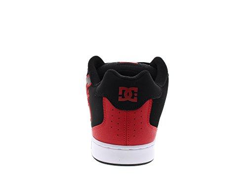 DC Shoes Net Se, Baskets mode homme Black/Red