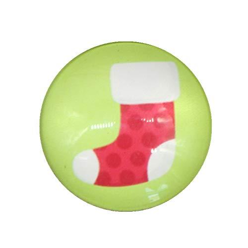 Malloom Weihnachten Kühlschrankmagnete Sticker Schneemann-Weihnachtsmann-Schalen -