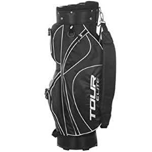 Dunlop Tour Elite Cart Bag Black -