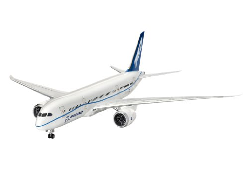 Revell - Maqueta Boeing 787-8 Dreamliner, escala 1:144 (04261)
