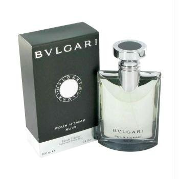 Bvlgari Pour Homme Soir by Bvlgari - Eau De Toilette Spray 1.7 oz - Men