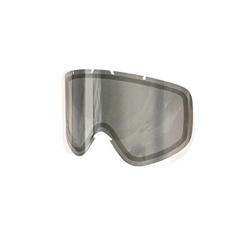 POC, Lente per maschera da sci Iris Stripes, Argento (Bronze/Silver Mirror), Taglia unica
