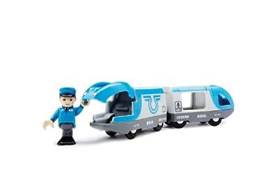 BRIO® Bahn 33506 - BRIO Blue Train por Brio