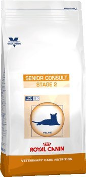 Royal Canin Senior Consult Stage 2 Nourriture pour Chat 1,5 kg