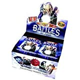 3 x Battles in Time Ultimate Monsters Single Booster Pack - Doctor Who