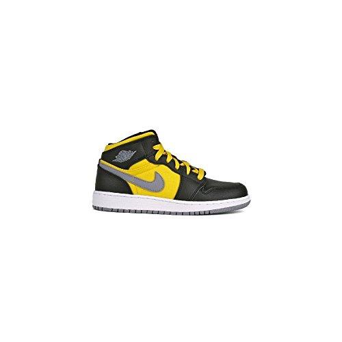Nike AIR JORDAN 1 PHAT (GS) Junior 364771-050-39 - 6.5 Jaune