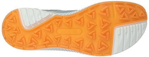 Ecco Terra, Sandali da Arrampicata Donna Blu (Arona/papaya)