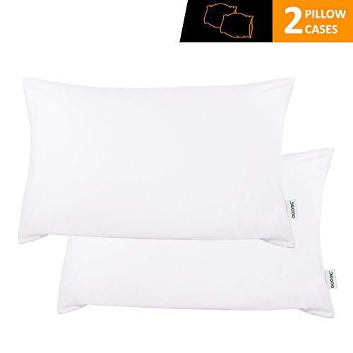 Kissenbezug kissenhülle Kopfkissenbezug Bettkissenbezug Pillowcase, Adoric  [2er Set] Kissenbezug...