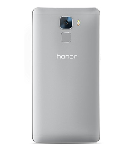 Honor 7 Smartphone (13,2 cm (5,2 Zoll) Touchscreen, 16GB interner Speicher, Android OS) silber - 2