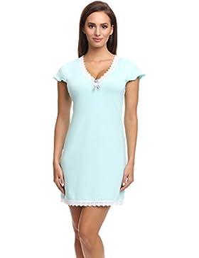 Merry Style Camicia da Notte Donna Z426
