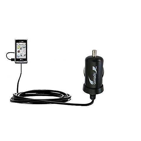 Advanced 2 Amp (10W) Mini-Autoladegerät mit TipExchange Technologie für LG VX9700