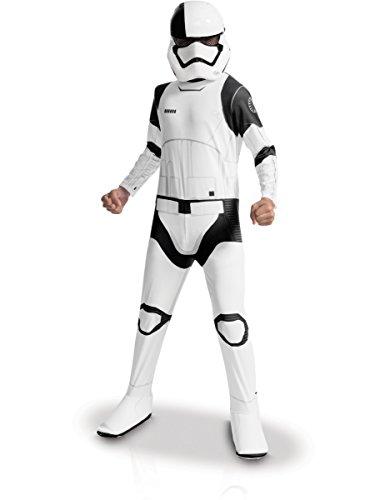(Generique - Tango Black Kostüm für Kinder Star Wars VIII 104/116 (5-6 Jahre))