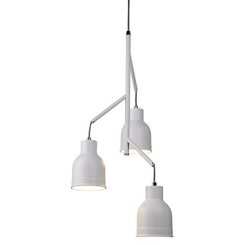 Suspension Miami, blanc, 3 ampoules