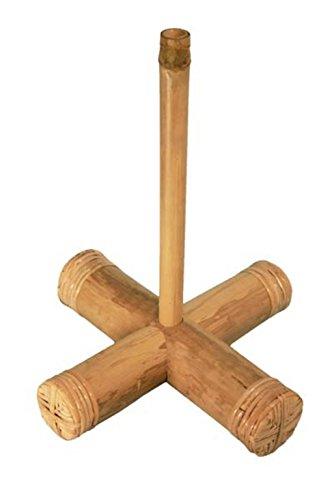 Didgeridoo Display Ständer aus Bambus für ein Didge praktische Aufbewahrung Halt