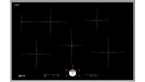 Neff TT 4384 N Glaskeramik Kochfeld Induktion mit Befehl TwistPad 80 cm