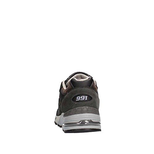 Scarpe New Balance 991 Grigio Scuro Made In England A/I 2015 M991Ndg Antracite