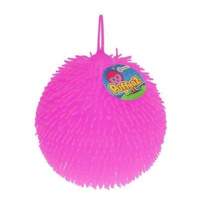 Pufferball | 1 Stück | 14 cm | Ball | Motorik | zum Stressabbau | Stachelball