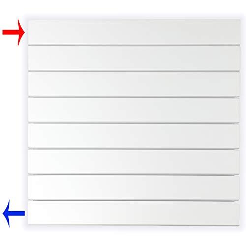 Design Paneelheizkörper Heizkörper Badheizkörper horizontal 60 x 60 (402 Watt nach EN442)