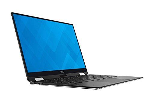 """DELL XPS 13 9365 1.20GHz i5-7Y54 Intel Core i5 di settima generazione 13.3"""" 3200 x 1800Pixel Touch screen Nero, Argento Ibrido (2 in 1)"""