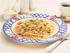 ボンゴレビアンコ (業務用) パスタ スパゲティソース レトルト ニチレイ 5食