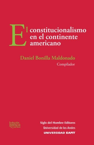 El constitucionalismo en el continente americano