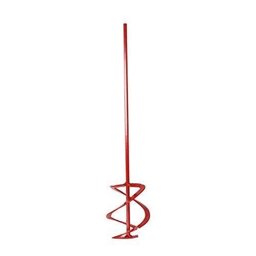 Connex COX782386 Rührquirl für Kleber, 6-kant-Schaft, Schaft Ø 10 mm, Länge 500 mm, Rührkorb Ø 90 mm, Rührgutmenge 7-10 kg