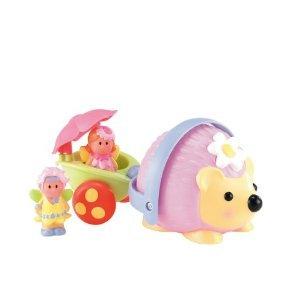 Image of ELC HappyLand Wobble Along Hedgehog