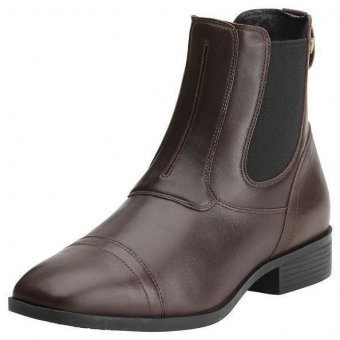ARIAT Damen Reitstiefelette CHALLENGE SQUARE TOE DRESS PADDOCK, chocolate (braun), 6 (39) (Square ' Toe Ariat)