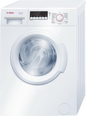 Bosch Serie 2 WAB28270 Waschmaschine, freistehend, Frontlader, 6kg, 1400U/min, A+++ (freistehend, Frontlader, Weiß, Türanschlag links, LED, 140