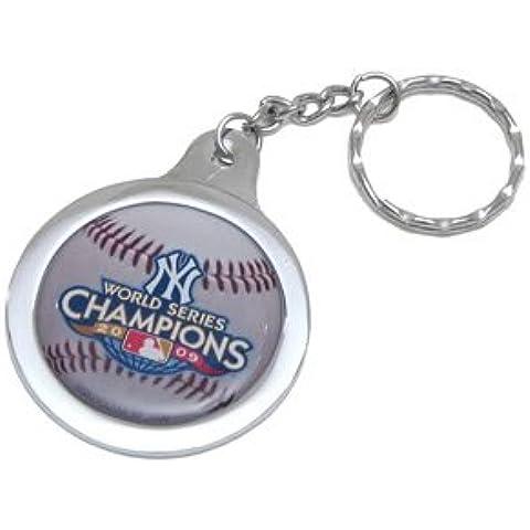 Yankees de Nueva York 2009 de la Serie Mundial del Keyring