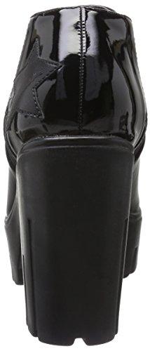 Fiorucci Fdam052, Bottes Classiques femme Noir - Noir
