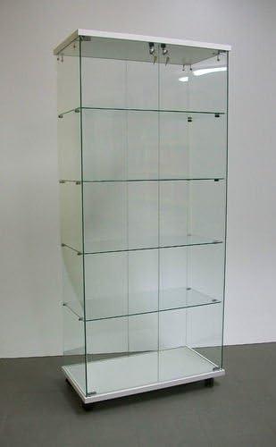 AB vitrines 4 pour pour pour collectionneurs,vitrine en Verre 639a04