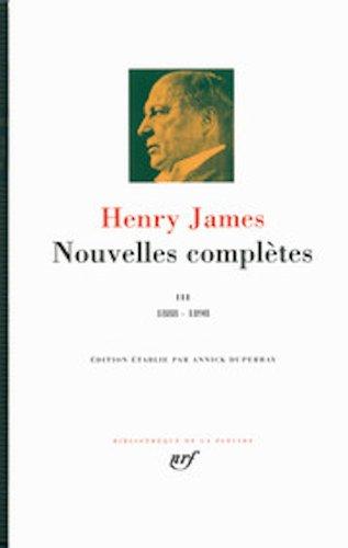 Nouvelles complètes (Tome 3-1888-1898)