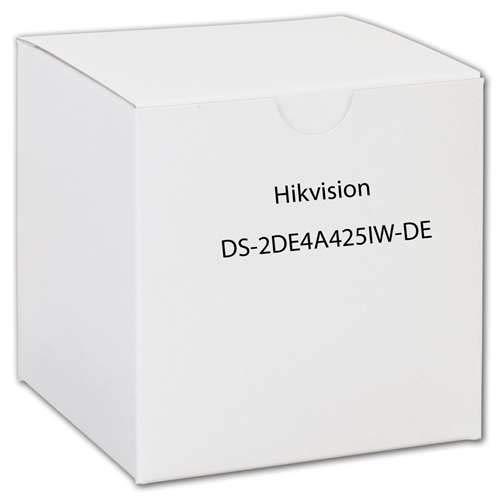 Hikvision DS de 2de4 a425iw de de IP PTZ Cámara 25 X Zoom
