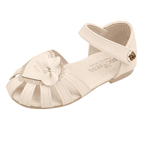 Seringlings Zapatos Bebe Niña - Zapatos Bebe Niño - Zapatillas de Cuero - Sandalias Niña Zapatos...