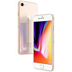 Apple iPhone 8 - Smartphone con Pantalla DE 11,9 cm (256 GB, Oro)