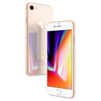 Apple MQ7E2ZD/A iPhone 8 11,94 cm (4,7 Zoll), (256 GB ROM, 12MP Kamera) Gold