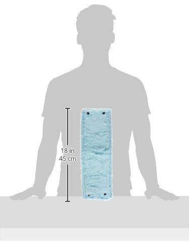 Leifheit 55330 accesorio para trapeador Azul - Accesorios para trapeador (Azul, Microfibra)