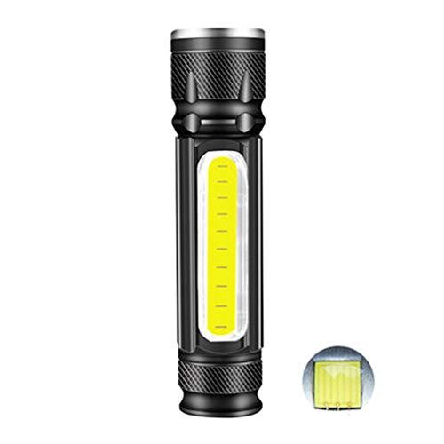 Vivianu Mini-COB-Glühbirne, tragbar, wiederaufladbar, kabellos, 4 Modi, magnetisches LED-Licht, Outdoor-Sport, Camping, Wandern, Radfahren 2 -
