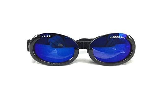 Artikelbild: Doggles ILS Hunde-Sonnenbrille Medium Schwarz)