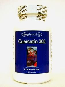 Allergy Research Group Quercetin 300 mg 60 caps